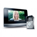 VISIOPHONE TACTILE  V500 NOIR INTERPHONE VIDEO SOMFY